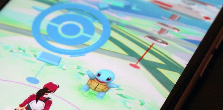 Le jeu Pokémon Go qui arrive en France
