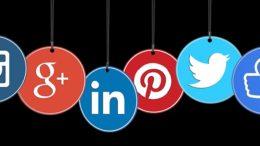 Logos de réseaux sociaux