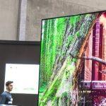 LG a annoncé la commercialisation de son premier téléviseur8K pour 2019