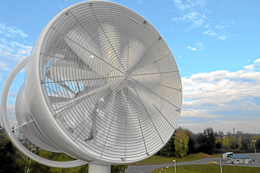 Turbo éolienne